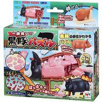 メガハウス 一頭買い!黒豚パズル 4975430512439 1セット(12個)(直送品)