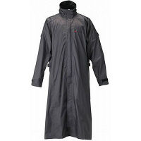 ワイズギア YAR29 SCOOTER RAIN COAT ダークグレイ S 90792-R047W (直送品)