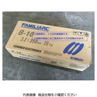 神戸製鋼所 被覆棒 軟鋼用 B-10 2.6×350mm B10-2.6 1セット(20kg)(直送品)