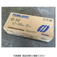 神戸製鋼所 被覆棒 軟鋼用 B-10 3.2×350mm B10-3.2 1セット(20kg)(直送品)