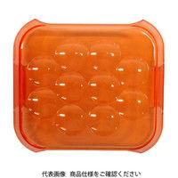 ムサシ ムサシ(RITEX) 12Wフリーアーム式センサーライト用 電球色レンズ SP-12 1セット(15個)(直送品)