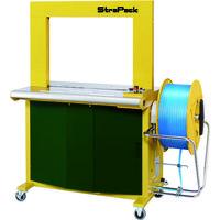 ストラパック(StraPack) ストラパック 自動梱包機 SQ-800 1台 125-6903(直送品)