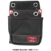 藤原産業 SK11 鳶用腰袋Sインナーポケット付 SPD-JY02-B 1個(直送品)