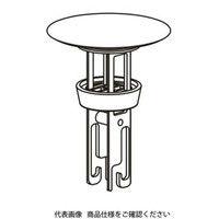 LIXIL(リクシル) 排水口カバー(ヘアキャッチャー付) 排水金具 A-6224 1個 (直送品)
