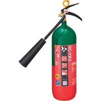 ヤマトプロテック ヤマト 二酸化炭素消火器7型 YC-7X2 1本 453-4808(直送品)