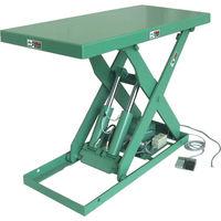 河原 標準リフトテーブル 1.5KW K-1012-1.5 1台 457-6624(直送品)