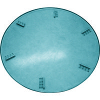 友定建機 トモサダ スムージングディスク 100N-4 PMR-100N-4 1枚 471-6914(直送品)