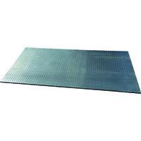 仙台銘板 ネオペイブレックス(黒ゴムマット) (2000×1000×15mm) 3270660 1個 818-4900(直送品)