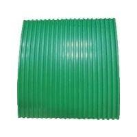 ヨツギ YOTSUGI 耐電ゴム板 緑色 B山 10T×1M×1M YS-234-17-41 1m 466-6704 (直送品)