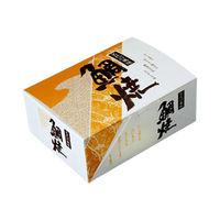 ペーパークラフト 紙箱 鯛焼5個入 TJN-5 1包:600枚(100×6)(直送品)