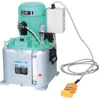 大阪ジャッキ製作所 OJ GH型電動油圧ポンプ GH1/2-E 1個 457-4524(直送品)