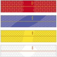 ササガワ のしノート(noshi・note) パール 小 KOMON 50-9715 1セット:100枚分【1冊20枚(4柄5枚)袋入×5冊袋入】(取寄品)