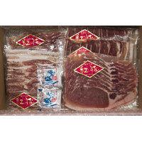 沖縄県物産公社 紅豚 豚肉 しゃぶしゃぶセット約1.0kg GA-4 okinawa-122(直送品)