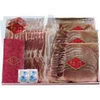 沖縄県物産公社 紅豚 豚肉 すき焼きしゃぶしゃぶセット 約1.2kg GA-62 okinawa-124(直送品)