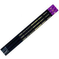 ビッグマン 建築用特選鉛筆3本入2H BAP-2HEX(直送品)