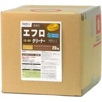 ビアンコジャパン 業務用 エフロクリーナー 20kg キュービテナー入り ES-101(直送品)