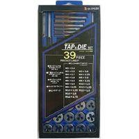 iHelp チタンコートタップ&ダイスセット IH-TPS39(直送品)
