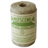 NUTSCENE(ナッツシーン) 麻ひも スプール Natural 120m SN200(直送品)
