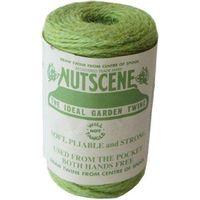 NUTSCENE(ナッツシーン) 麻ひも スプール Spring Green 120m SSG200(直送品)