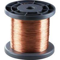 【電線・ケーブル】協和ハーモネット エナメル線(2種ポリウレタン銅線) 2UEW 0.26mm 1kg 1セット(1個入)(直送品)
