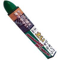 太いマーキングチョーク 緑 0515 たくみ(直送品)