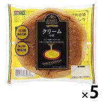 クリーム小町 1セット(5個入) コモ ロングライフパン