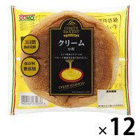 クリーム小町 1セット(12個入) コモ ロングライフパン