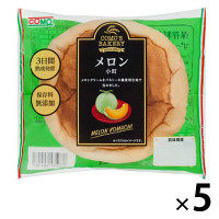 メロン小町 1セット(5個入) コモ ロングライフパン