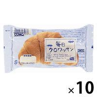 コモ 毎日クロワッサン 1セット(10個) コモ コモ ロングライフパン