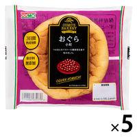 小倉小町 1セット(5個入) コモ ロングライフパン