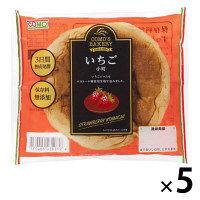 いちご小町 1セット(5個入) コモ ロングライフパン