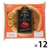 いちご小町 1セット(12個入) コモ ロングライフパン