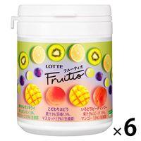 ロッテ フルーティオ アソートファミリーボトル 1セット(6個)