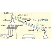 ケニス リービッヒ冷却器セット 300mmセット 31310643 (直送品)