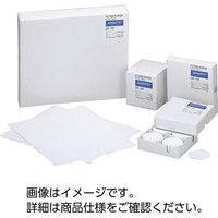 シリカろ紙 QR-100 125mmφ 31380483 1箱(100枚入) アドバンテック東洋 (直送品)