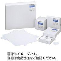 シリカろ紙 QR-100 203×254mm 31380485 1箱(50枚入) アドバンテック東洋 (直送品)