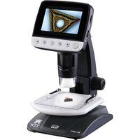 ケニス LCDデジタルマイクロスコープ DIM-03 31670651(直送品)