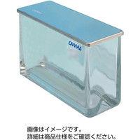 ケニス TLC展開槽(二層式展開槽)ガラス蓋 22.5153 33190351(直送品)