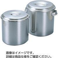 ケニス 丸型ステンレスポット MT-24(把手付) 33420502(直送品)