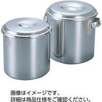 ケニス 丸型ステンレスポット MT-33(把手付) 33420506(直送品)