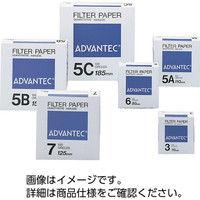 定量ろ紙 No.3 400mmφ 33600768 1箱(100枚入) アドバンテック東洋(直送品)