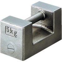 ケニス 非磁性ステンレス製まくら型分銅品 M1級 5kg 37000012(直送品)