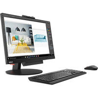 Lenovo ThinkCentre Tiny-in-One 10R1PAR1JP テレワーク 在宅 リモート(直送品)