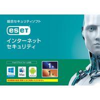 キヤノンITソリューションズ ESET インターネット セキュリティ 1台1年 CMJ-ES12-001(直送品)