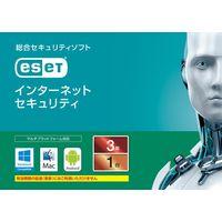 キヤノンITソリューションズ ESET インターネット セキュリティ 1台3年 CMJ-ES12-002(直送品)
