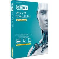 キヤノンITソリューションズ ESET オフィス セキュリティ 5PC+5モバイル CMJ-ES12-008(直送品)