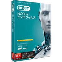 キヤノンITソリューションズ ESET NOD32アンチウイルス 更新 CMJ-ND12-002(直送品)