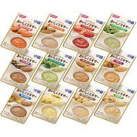ホリカフーズ おいしくミキサー バラエティセット 12種×1P 【介護食】介援隊カタログ E1439(直送品)