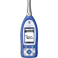 リオン 普通騒音計 NL-42K(検定付) 33120961(直送品)