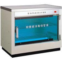 日本医理器材 殺菌線消毒保管庫 DM-90 33300441(直送品)